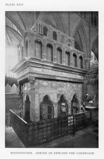 Shrine, edward the confessor
