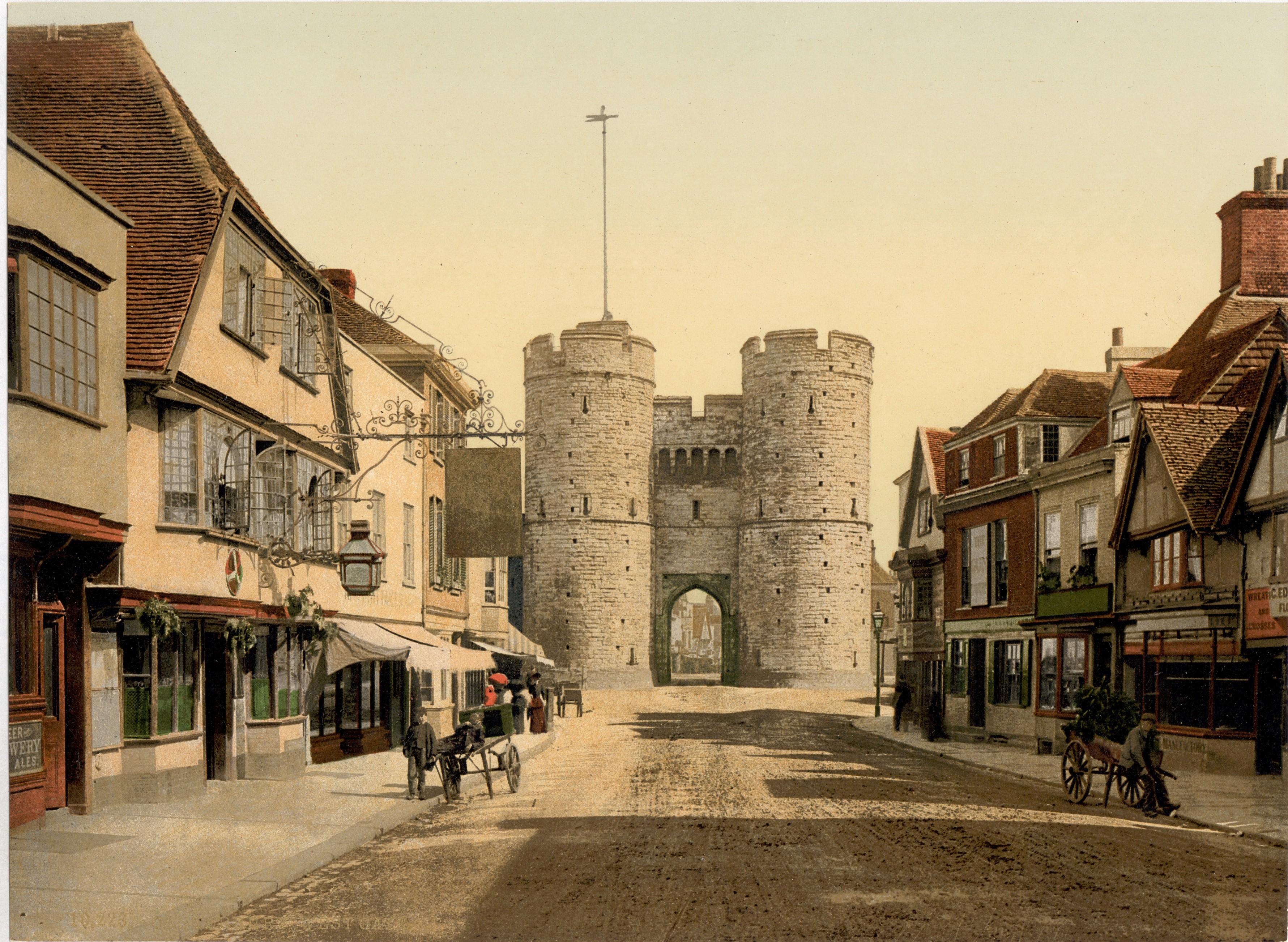 Sehenswrdigkeiten und Aktivitten in Kent und Canterbury