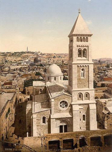 [Church of St. Saviour, Jerusalem, Holy Land]