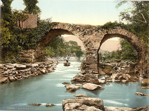 [Old Weir Bridge. Killarney. Co. Kerry, Ireland]