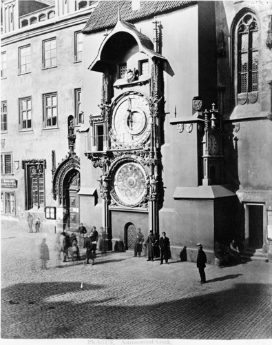 Prague, Astrometrical Clock