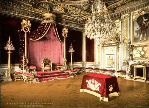 Napoleon, Throne Room