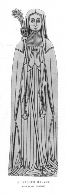 Abbess of Elstow