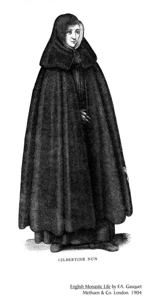 Gilbertine Nun