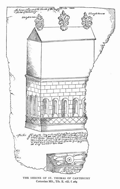 Shrine of St. Thomas